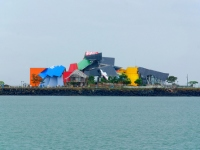 Frank Gehry Biodiversity Museum